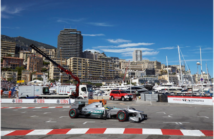Four of the most memorable Monaco Grand Prix winners