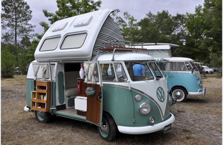 Campervan Holiday Hotspots to choose from